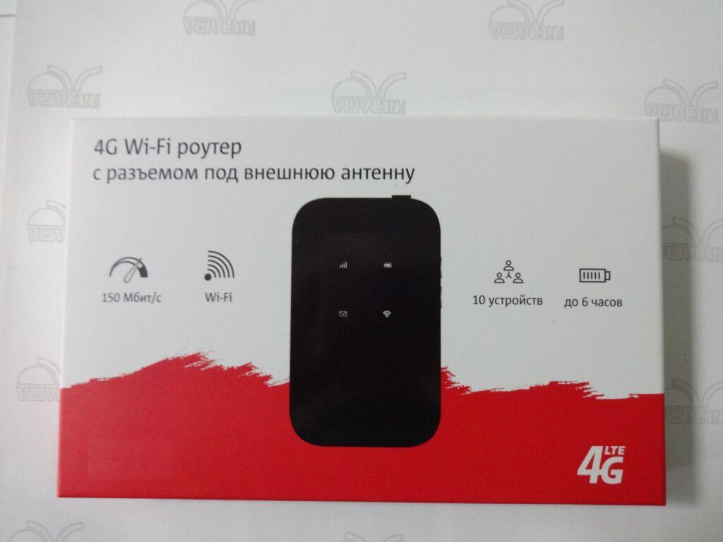 Мобільний 3G/4G Wi-Fi роутер 8723FT