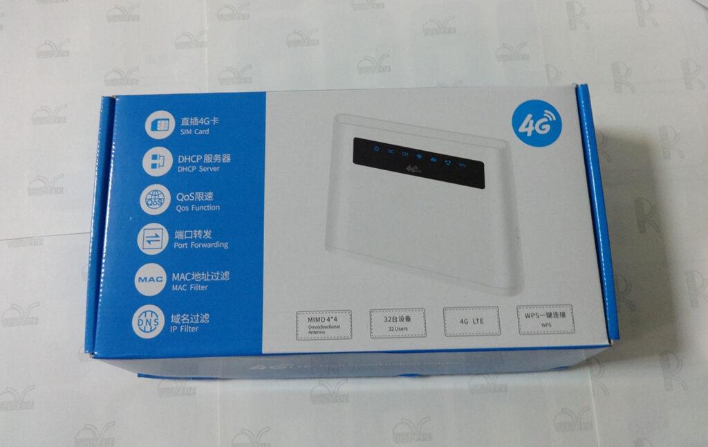4G LTE Безпровідний маршрутизатор XM220